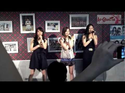 SG: SDN48 CAFE, Yaritagariya San