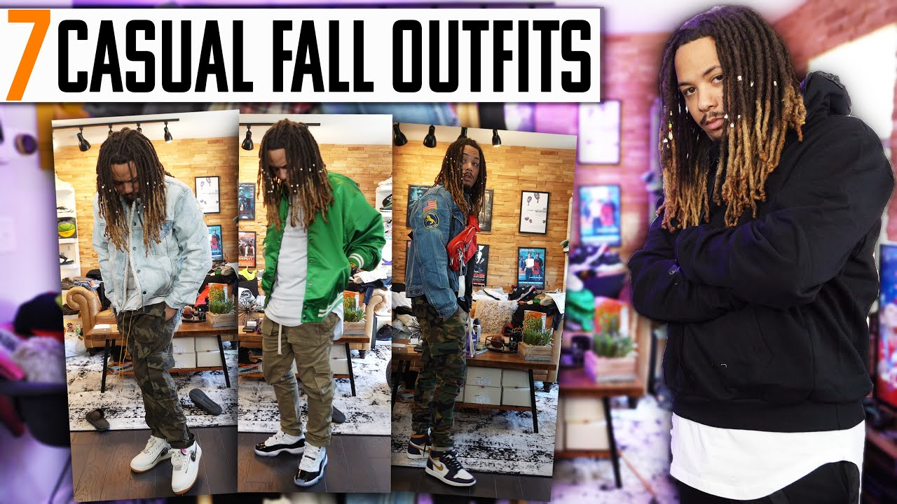 HUGE $1000 OUTFIT HAUL !!! 7 BACK TO SCHOOL FALL WINTER STREETWEAR OUTFITS !!!