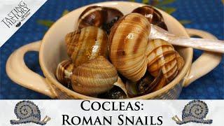 Ancient Roman Fast Food Restaurants