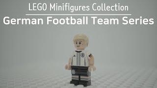 레고 독일 국가대표 축구팀 미니피규어 시리즈(71014…