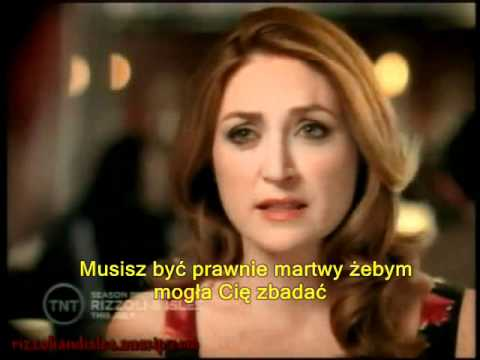 rizzoli and isles speed dating promo