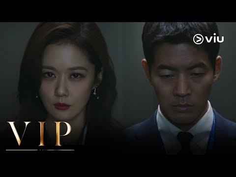 V.I.P. Teaser | Jang Nara, Lee Sang Yoon | Now On Viu
