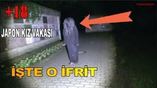 CİNİN ÇARPILMA ANI / paranormal activity