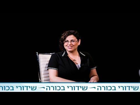 חוצה ישראל עם קובי מידן - מאירה ברנע-גולדברג