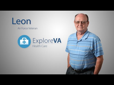 VA treats Leon for conditions linked to Agent Orange exposure.