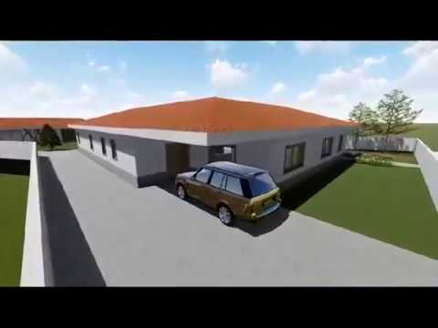 Terreno com projecto aprovado - S. Paio de Oleiros - Feira;