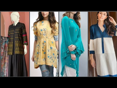 Latest Short kurti designs for Casual wear 2019