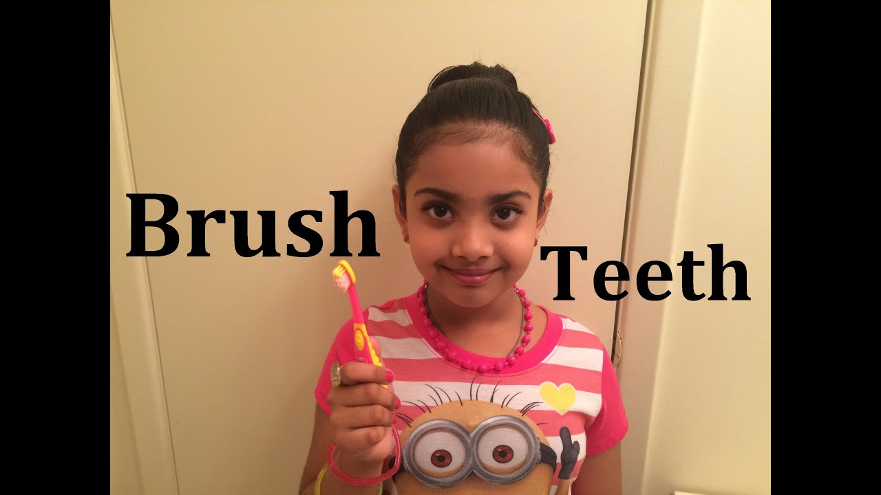 maxresdefault how to brush your teeth properly for children kids girl toddlers