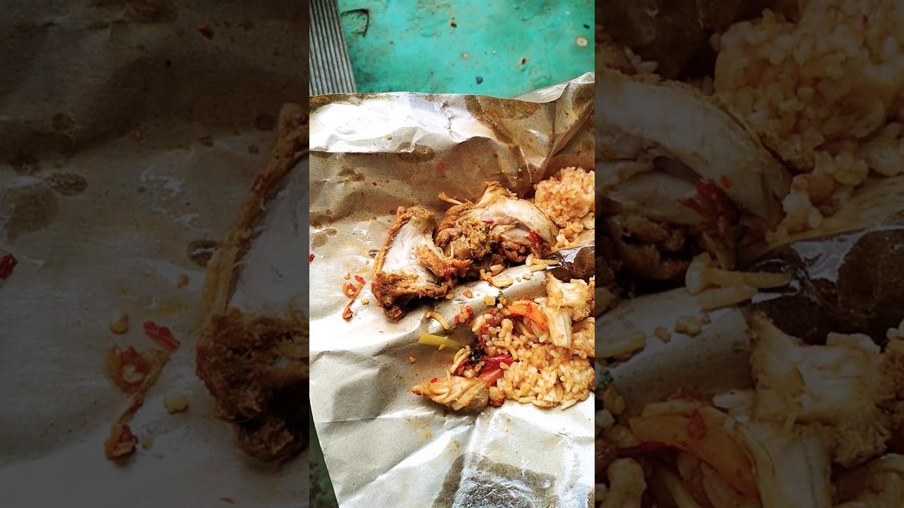 Virall salah satu rumah makan jual ayam busuk atau ayam ...