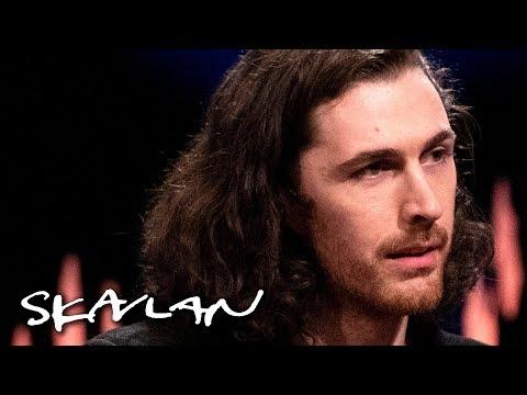 Hozier shares thoughts on his Quaker upbringing | SVT/TV 2/Skavlan