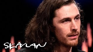Hozier shares thoughts on his Quaker upbringing | SVT/TV 2/Skavlan