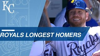 Statcast: Longest Royals homers of 2017 season