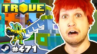 ALMOST TOP 10 MASTERY!? ✪ Scythe Plays Trove PC #471