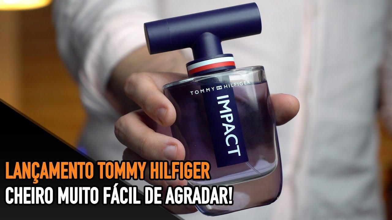 PERFUME IMPACT TOMMY HILFIGER | SERÁ QUE É MESMO IMPACTANTE? Resenha Completa