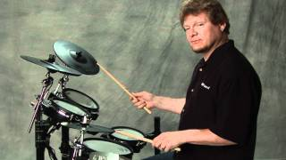 V-Drums Lesson 34: Mike Snyder - Quick Tip: Swing with Left-Hand Chatter