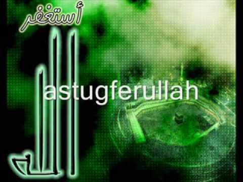 oh Allah forgive me! (mishary nasheed)