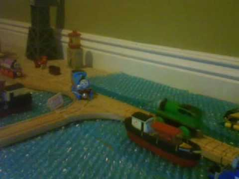 Twr Percy Takes The Plunge