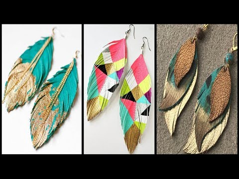 Paper Earring Videos - Quiling Paper Earrings