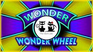 Wonder 4 Wonder Wheel ???????? The Slot Cats ????????????