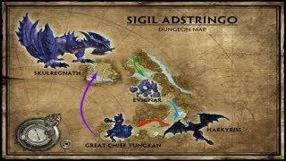 Tera Online Sigil Adstringo Playthrought Gameplay