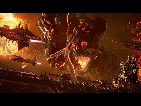 Battlefleet Gothic: Armada 2 Cinematic Reveal Trailer [2018]