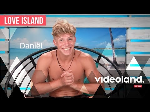 De Grappigste Momenten Van Daniël | Love Island