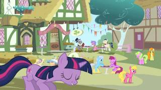 S3 MLP:FiM - Morning in Ponyville 1 hour