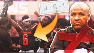 Saving the Cleveland Browns | Madden 19 Franchise