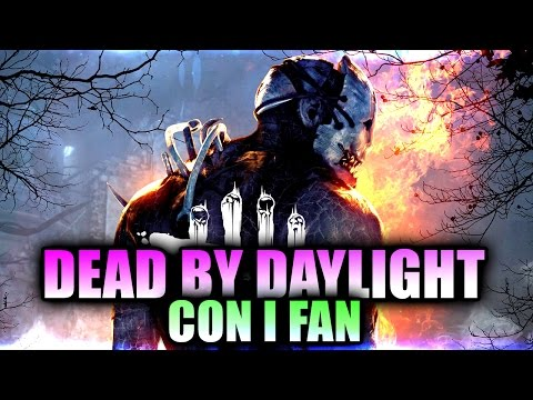 DEAD BY DAYLIGHT: CON I FAN!!
