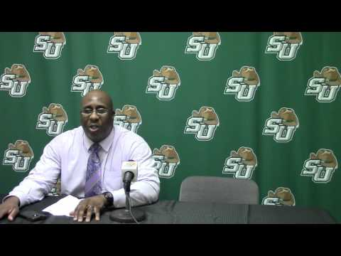 Stetson Basketball Post-game Press Conference 12.14.15