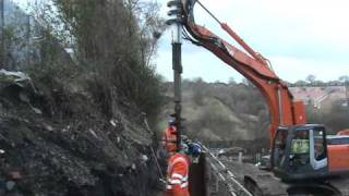 Installing A King Post Wall