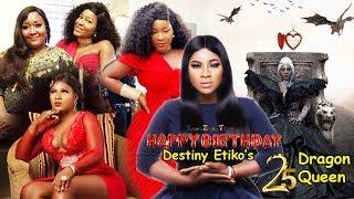 Drama Queen Destiny Etiko Turns 25 Today August 12