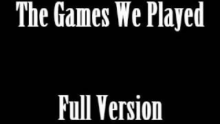 Aspergian - The Games We Played [ FULL VERSION ]