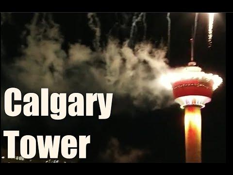 Calgary New Year 2018