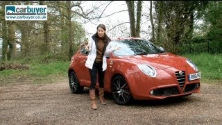 Alfa Romeo MiTo hatchback review - CarBuyer