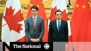 Canada and China don
