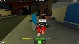 how to rob a ATM (da hood in roblox)