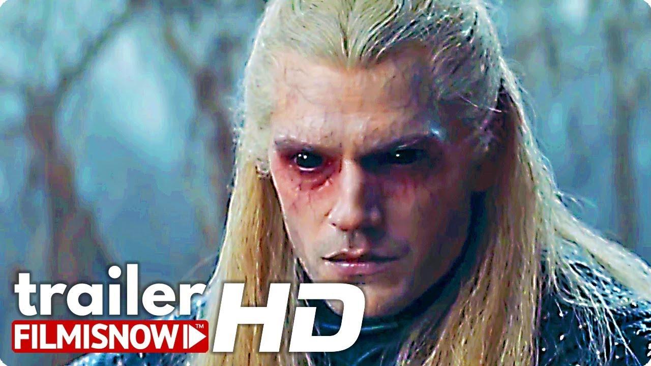 Download THE WITCHER Teaser Trailer (2019)   Henry Cavill Netflix Fantasy Series