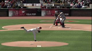 Major League Baseball MLB 2K11 Homeruns and Highlights