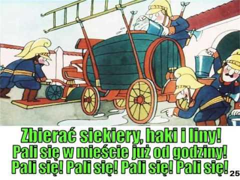 Pali Się Jan Brzechwa Bajka Wiersz Historyjka Dla Dzieci