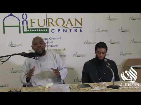 ISIS supporter or inclined- Can I even study Quran with him? [FUNNY] - Shaykh Abu Usamah At-Thahabi