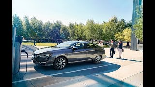 New 2018 Honda Clarity Electric launches with $199 monthly lease price