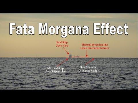 🇮🇹 Fata Morgana Mirage Effect (1080p)