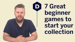 7 Great beginner games to start your board game collection