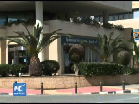 Cyprus officially declares economy out of recession
