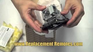 Vivitek 5811116701SOEM Projector Lamp W/Philips UHP Bulb - www.ReplacementRemotes.com