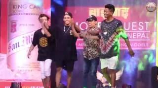 B-Boying Nepali Guys || Exclusive Dance || Danger Stunt  || Don't Miss ||