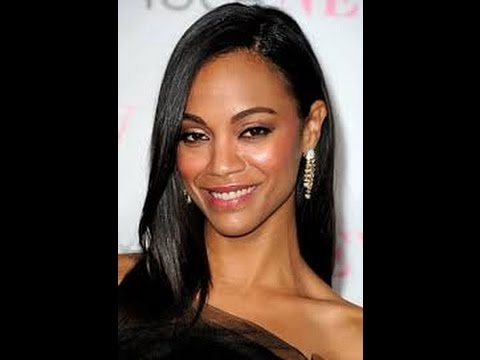 Zoe Saldana Instagram Dancing while working - YouTube