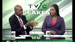 TVC  Breakfast 6th June 2017 | El Zakzaky's continuous detention