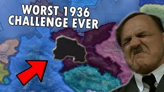What If Germany Had Its Endsieg In 1936?! HOI4